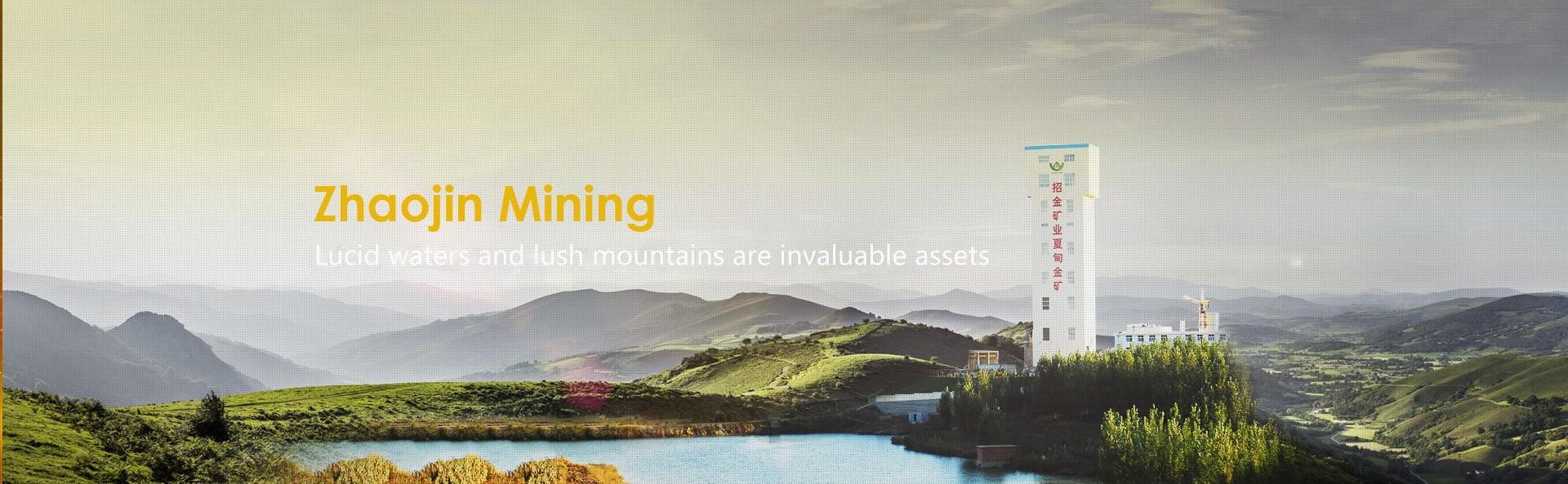 Zhaojin mining